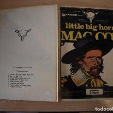 Cómics: MAC COY LITTLE BIG HORN - NÚMERO 8 - TAPA DURA - EDICIONES JUNIOR. Lote 192668133