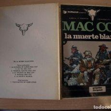 Cómics: MAC COY LA MUERTE BLANCA - NÚMERO 6 - TAPA DURA - EDICIONES JUNIOR. Lote 192668510