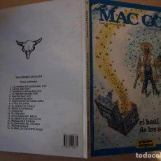 Cómics: MAC COY EL BAUL DE LOS SORTILEGIOS - NÚMERO 18 - TAPA DURA - EDICIONES JUNIOR. Lote 192669111