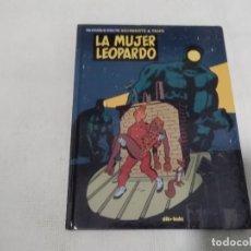 Comics: LA MUJER LEOPARDO - UNA AVENTURA DE SPIROU DE SCHWARTZ Y YANN - DIBBUKS. Lote 238262400