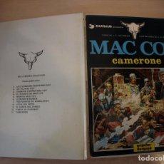 Cómics: MAC COY CAMERONE - NÚMERO 11 - TAPA DURA - EDICIONES JUNIOR. Lote 192672700