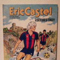 Cómics: COMIC - ERIC CASTEL SECUESTRO - BARÇA - FUBOL CLUB BARCELONA - 1987 - EDICIONES JUNIOR. Lote 192761238
