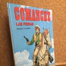 Cómics: COMANCHE 11 - LAS FIERAS - HERMANN & GREG - JUNIOR / GRIJALBO - MUY BUEN ESTADO - GCH1. Lote 192788711