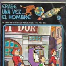 Comics : ERASE UNA VEZ ... EL HOMBRE - Nº 9. Lote 192895335