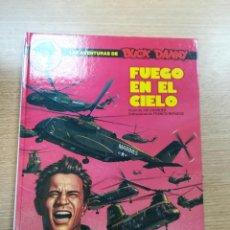 Comics : LAS AVENTURAS DE BUCK DANNY #43 FUEGO EN EL CIELO CARTONE. Lote 192926615