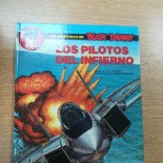 Comics : LAS AVENTURAS DE BUCK DANNY #42 LOS PILOTOS DEL INFIERNO CARTONE. Lote 192926625