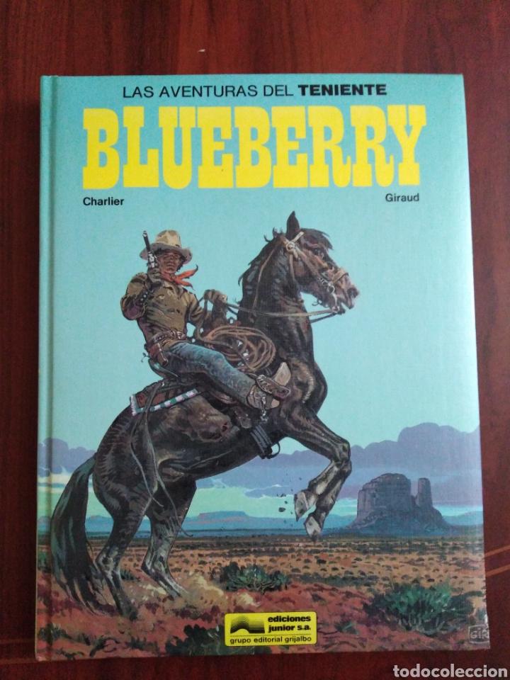 LAS AVENTURAS DEL TENIENTE BLUEBERRY NÚMERO 6 ( EDICIONES JÚNIOR ) (Tebeos y Comics - Grijalbo - Blueberry)
