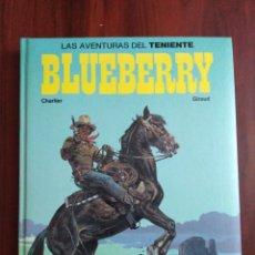 Cómics: LAS AVENTURAS DEL TENIENTE BLUEBERRY NÚMERO 6 ( EDICIONES JÚNIOR ). Lote 192984038