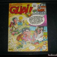 Comics: GUAI, LOTE DE 2 COMICS Nº 33 Y 34, EDIDIONES JUNIOR, S.A.. Lote 193016797