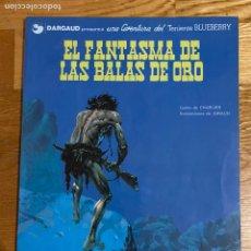 Comics: EL FANTASMA DE LAS BALAS DE ORO TENIENTE BLUEBERRY NÚMERO 2. Lote 193191482