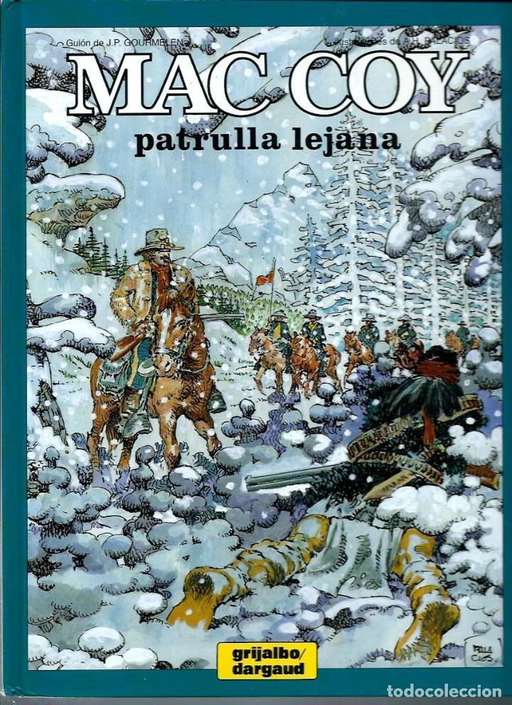 MAC COY Nº 20 - PATRULLA LEJANA - ED. GRIJALBO DARGAUD 1997 - MUY DIFICIL - BIEN (Tebeos y Comics - Grijalbo - Mac Coy)