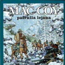 Cómics: MAC COY Nº 20 - PATRULLA LEJANA - ED. GRIJALBO DARGAUD 1997 - MUY DIFICIL - BIEN. Lote 193354078