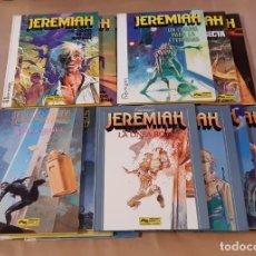 Cómics: JEREMIAH - JUNIOR (GRIJALBO) / COLECCIÓN COMPLETA (16 NÚMEROS). Lote 193405295