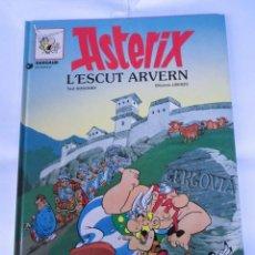 Fumetti: ASTERIX - NUM 11 - L'ESCUT ARVERN - CATALAN - ED. GRIJALBO/DARGAUD - MBE. Lote 193421453