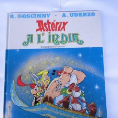 Fumetti: ASTERIX - NUM 28 - ASTERIX A L'INDIA - CATALAN - ED. JUNIOR/GRIJALBO. Lote 193421988