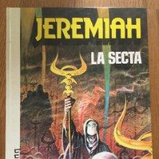 Comics : JEREMIAH 6 - LA SECTA - HERMANN - JUNIOR / GRIJALBO - TAPA DURA - GCH1. Lote 193675553