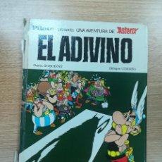 Cómics: PILOTE PRESENTA UNA AVENTURA DE ASTERIX - EL ADIVINO. Lote 193850396