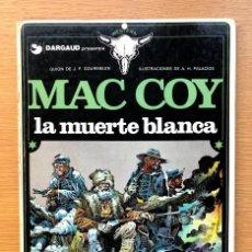 Cómics: MAC COY / LA MUERTE BLANCA.. Lote 193853400
