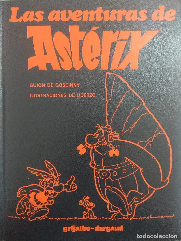 ASTERIX/COLECCION COMPLETA 6 TOMOS/GRIJALBO-DARGAUD AÑOS 80/MBE¡¡¡¡¡¡¡¡. (Tebeos y Comics - Grijalbo - Asterix)