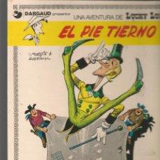 Cómics: UNA AVENTURA DE LUCKY LUKE. Nº 4. EL PIÉ TIERNO. JUNIOR/GRIJALBO 1982. (ST/B3. Lote 194150763