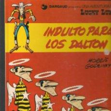Comics : UNA AVENTURA DE LUCKY LUKE. Nº 13. INDULTO PARA LOS DALTON. JUNIOR/GRIJALBO. (ST/B3. Lote 194151322