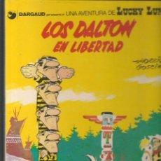 Cómics: UNA AVENTURA DE LUCKY LUKE. Nº 21. LOS DALTON EN LIBERTAD. JUNIOR/GRIJALBO. (ST/B3. Lote 194151428