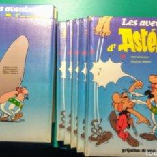 Cómics: 7 LIBROS. LES AVENTURES D'ASTÈRIX. EN CATALAN.. Lote 194155997