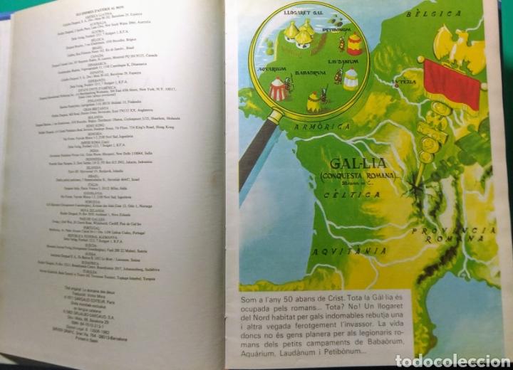 Cómics: 7 Libros. Les Aventures dAstèrix. En catalan. - Foto 3 - 194155997