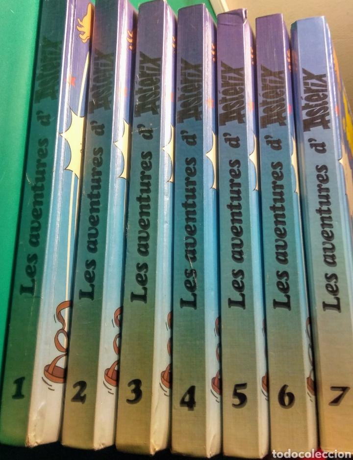 Cómics: 7 Libros. Les Aventures dAstèrix. En catalan. - Foto 2 - 194155997
