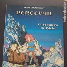 Cómics: PERCEVAN 2 EL SEPULCRO DE HIELO. Lote 194158423
