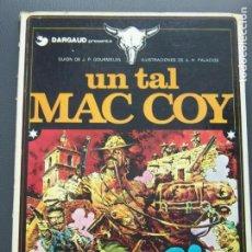 Cómics: UN TAL MAC COY 2. Lote 194158523