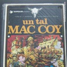 Cómics: UN TAL MAC COY 2. Lote 194158603