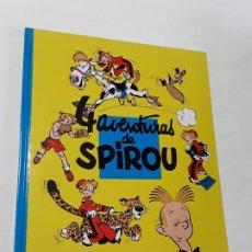 Cómics: SPIROU 30 4 AVENTURAS DE SPIROU Y FANTASIO DE FRANQUIN , GRIJALBO, 1992 , NUEVO.. Lote 194222127