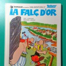Cómics: ASTÉRIX. LA FALÇ D'OR. EN CATALÁN.. Lote 194246671