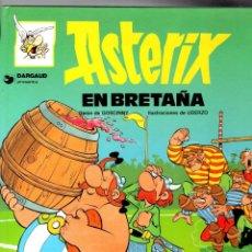 Cómics: ASTERIX EN BRETAÑA. GRIJALBO / DARGAUD. Nº 12. CARTONÉ. AÑO 1997. Lote 194300081
