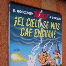 Cómics: ASTÉRIX ¡SE NOS CAE EL CIELO! SALVAT, 2005.. Lote 194345177