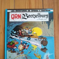 Cómics: LAS AVENTURAS DE SPIROU Y FANTASIO: QRN EN BRETZELBURG. Lote 194381895