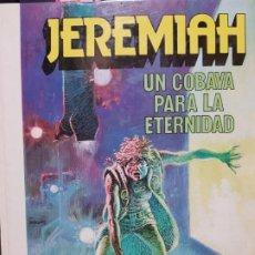 Cómics: JEREMIAH , Nº 5 , UN COBAYA PARA LA ETERNIDAD , EDICIONES JUNIOR. Lote 194542637