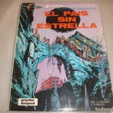 Cómics: VALERIAN 2EL PAIS SIN ESTRELLA BUEN ESTADO. Lote 194573916