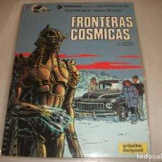 Cómics: VALERIAN 13FRONTERAS COSMICAS BUEN ESTADO. Lote 194575833