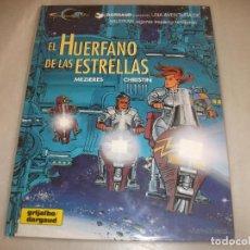 Cómics: VALERIAN 17EL HUERFANO DE LAS ESTRELLAS COMO NUEVO. Lote 194576743