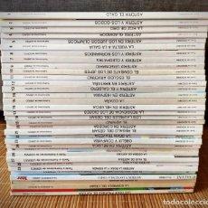 Cómics: LAS AVENTURAS DE ASTERIX Y OBELIX LOTE 29 TOMOS CIRCULO LECTORES TAPA DURA + 5 LIBROS - 34 EN TOTAL. Lote 194660626