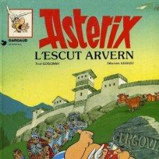 Cómics: ASTERIX - L´ESCUT ARVERN - TAPA DURA. Lote 194664577