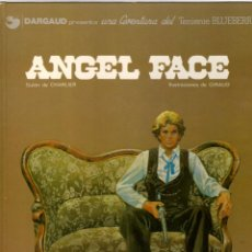 Cómics: BLUEBERRY. Nº 11. ANGEL FACE. CHARLIER - GIRAUD. GRIJALBO, 1980. Lote 194668140