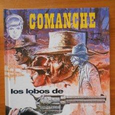 Cómics: COMANCHE - Nº 3 - LOS LOBOS DE WYOMING - TAPA DURA - GRIJALBO (IP). Lote 194674867