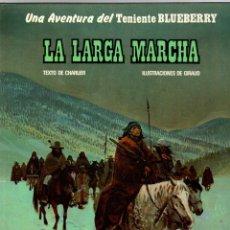 Comics: BLUEBERRY. Nº 16. LA LARGA MARCHA. CHARLIER - GIRAUD. GRIJALBO, 1981. Lote 194685916