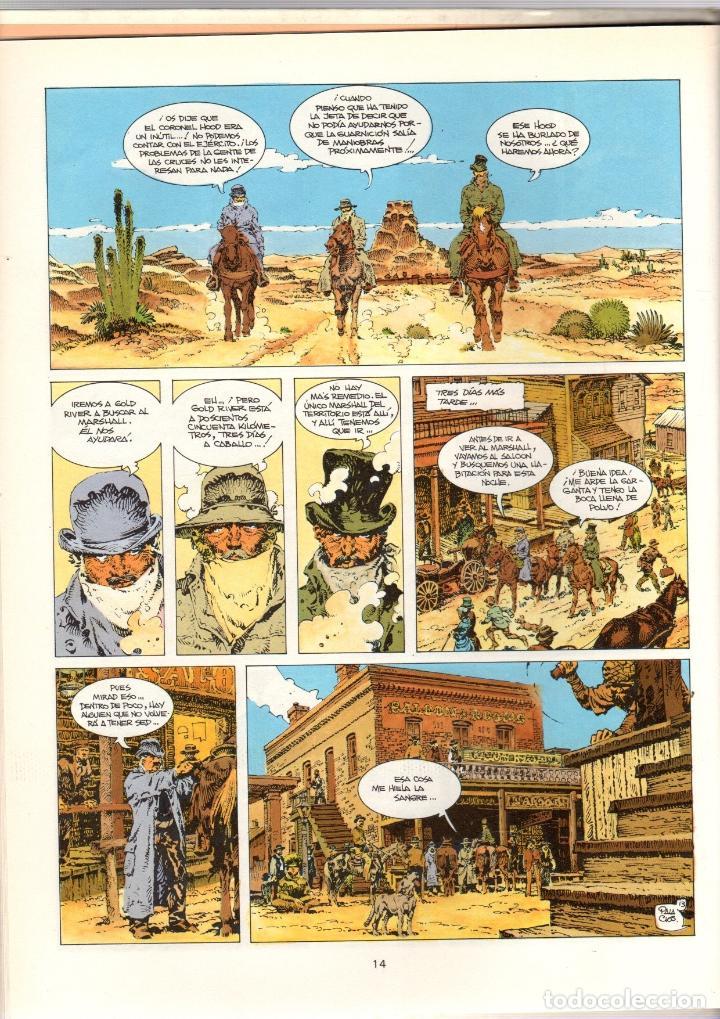 Cómics: MAC COY. Nº 12. EL FORAJIDO. A.H. PALACIOS. GRIJALBO, 1985 - Foto 2 - 194692215