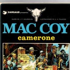 Cómics: MAC COY. Nº 11, CAMERONE. A.H. PALACIOS. GRIJALBO, 1984. Lote 194692350