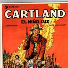 Cómics: CARTLAND. Nº 8. EL NIÑO LUZ. GRIJALBO, 1990. Lote 194695895