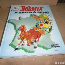 Cómics: A VOLTA A GALIA - GALLEGO. ASTERIX - GRIJALBO DARGAUD - GALAXIA. 1998. Lote 194724500